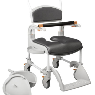 554436 Etac Clean Accessories Shower chair commod Hygiene web